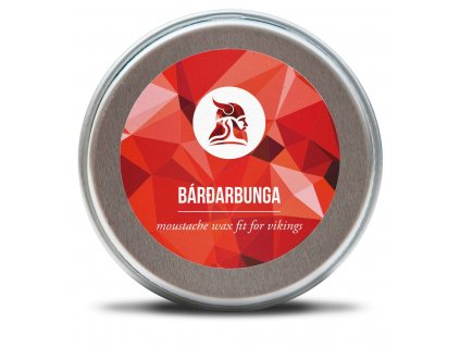 moustache wax Bárðarbunga1