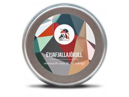 moustache wax Eyjafjallajökull1